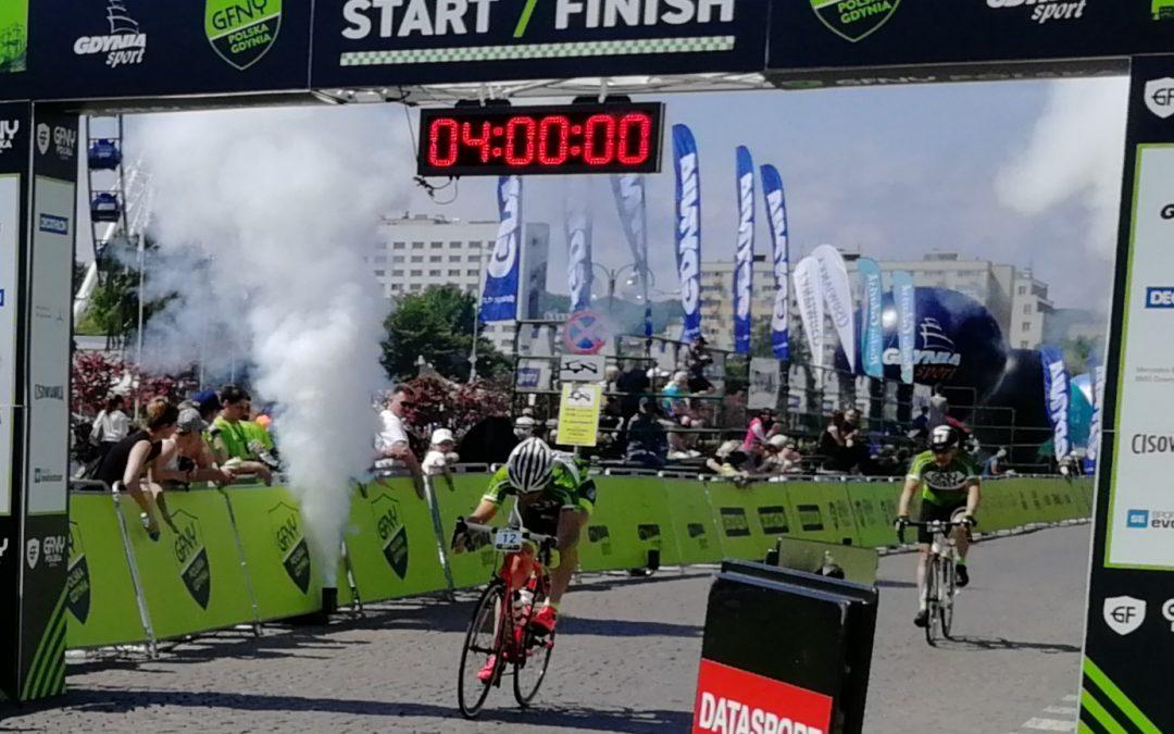 Lang Team Race Gdańsk, GFNY Gdynia i JBL Triathlon Sieraków – tam się ścigaliśmy w miniony weekend