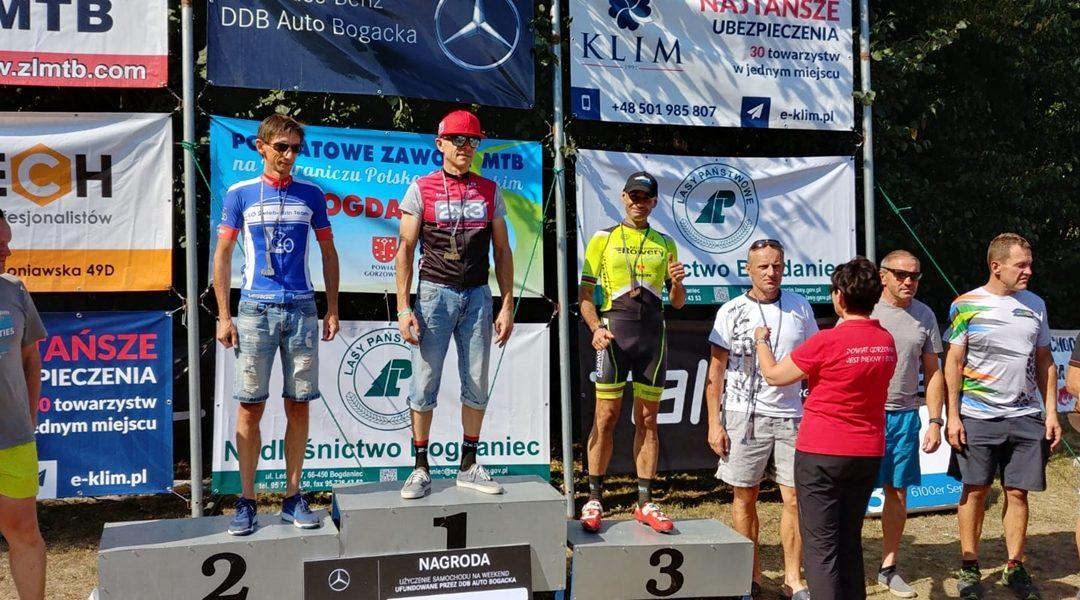 Mistrzowskie Rowery najlepsze drużynowo w Bogdańcu. Jak zawsze sporo potrenowaliśmy w minionym tygodniu ;)