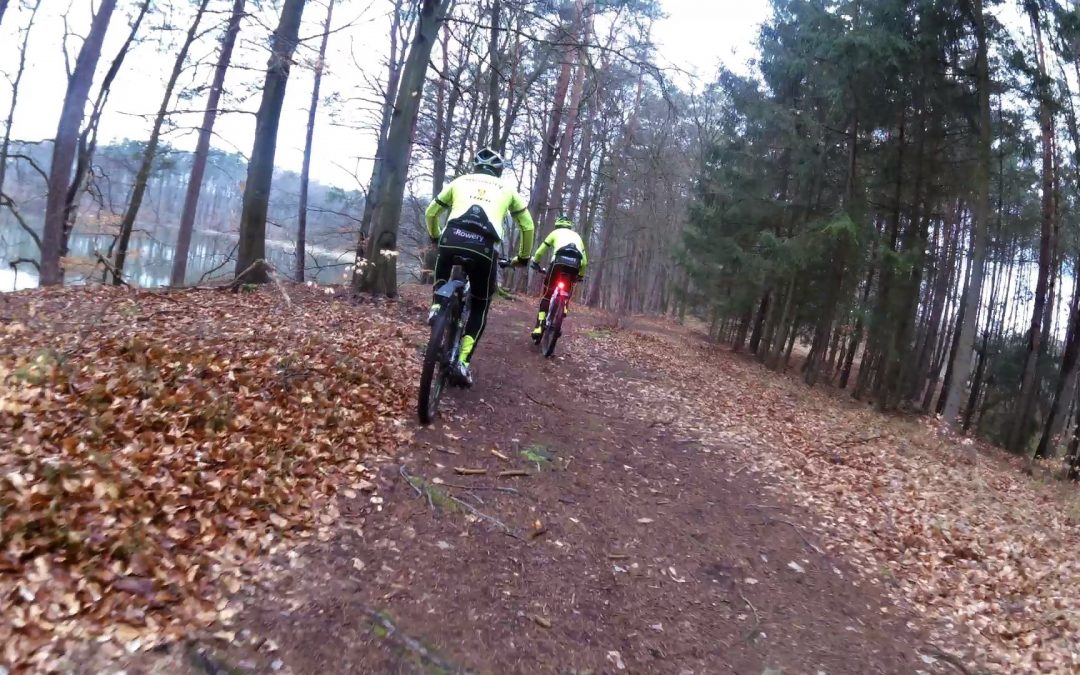 Wiosna kapryśna w tym roku – ponownie przepraszamy rowery MTB